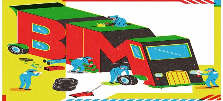 BIM: شرکتهای کوچک و متوسط و پیمانکاران فرعی عقب مانده اند