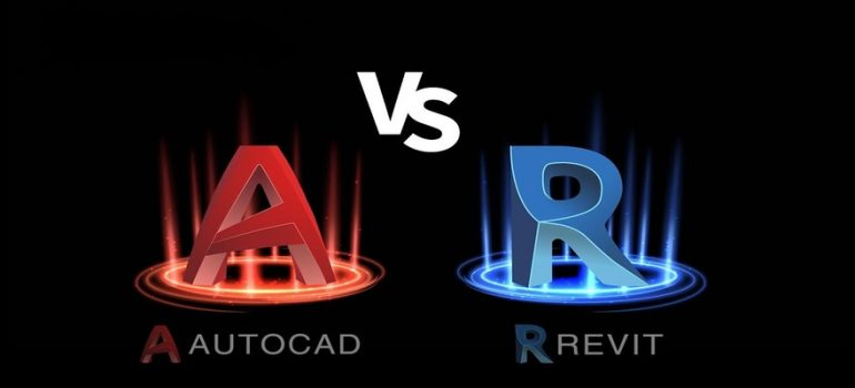revit vs autocad