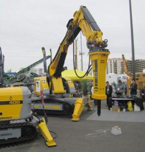 Conexpo نمایشگاهی از ابزار ساخت و ساز